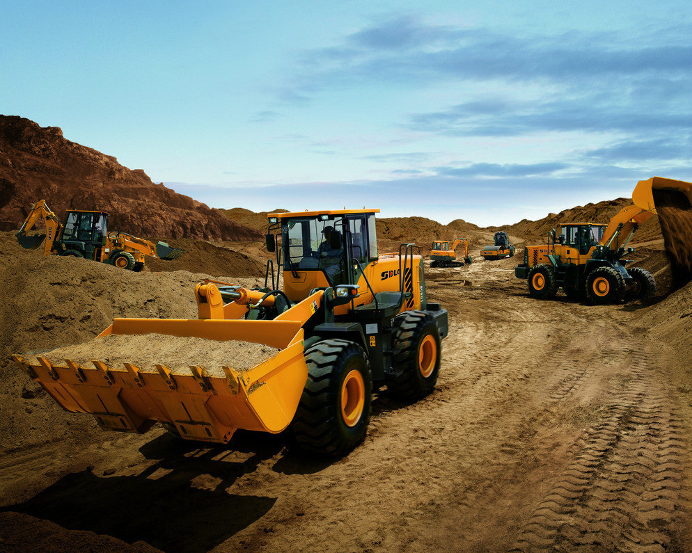 Heavy Construction Equipment XCMG