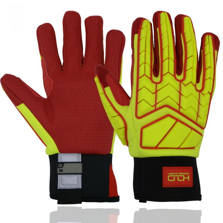 Cut Resistant Marine Grade Gloves