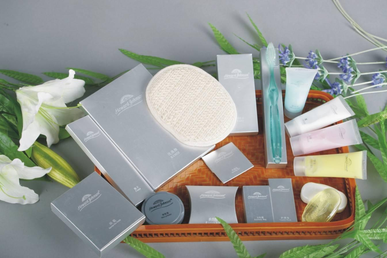 hotel and airline amenities
