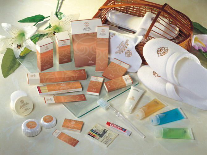 Hotel amenities products